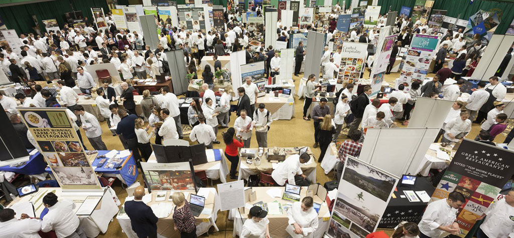 The Culinary Institute Of America Career Fairs